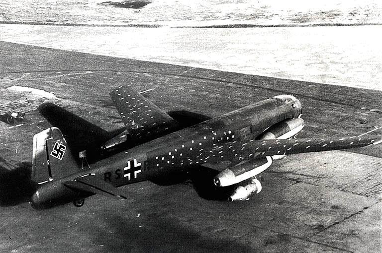 Avion Allemand Junkers Ju 287 Ju287v10
