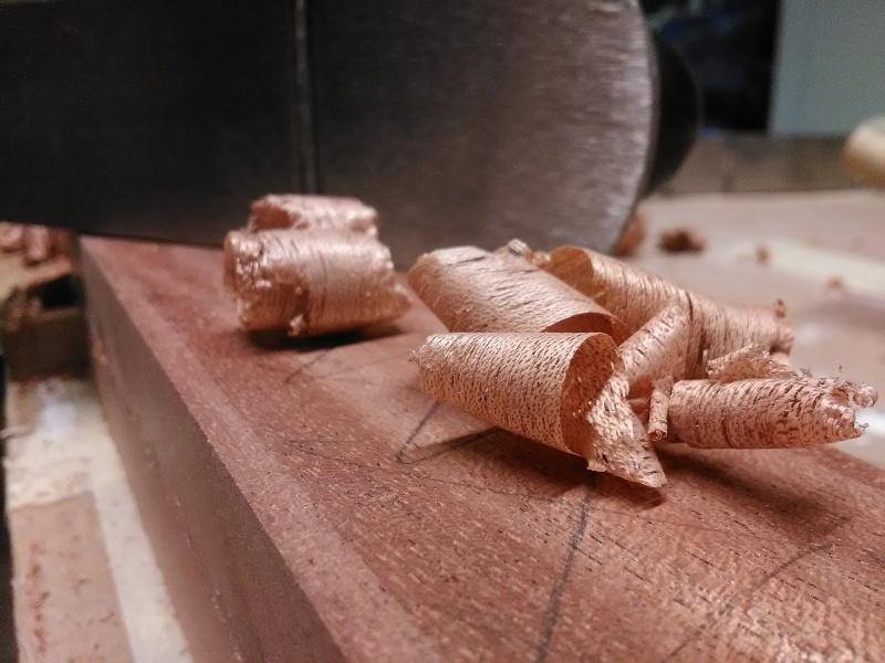 Réalisation d'une varlope façon Tom Fidgen, le Razee-style Jack plane Img_2014