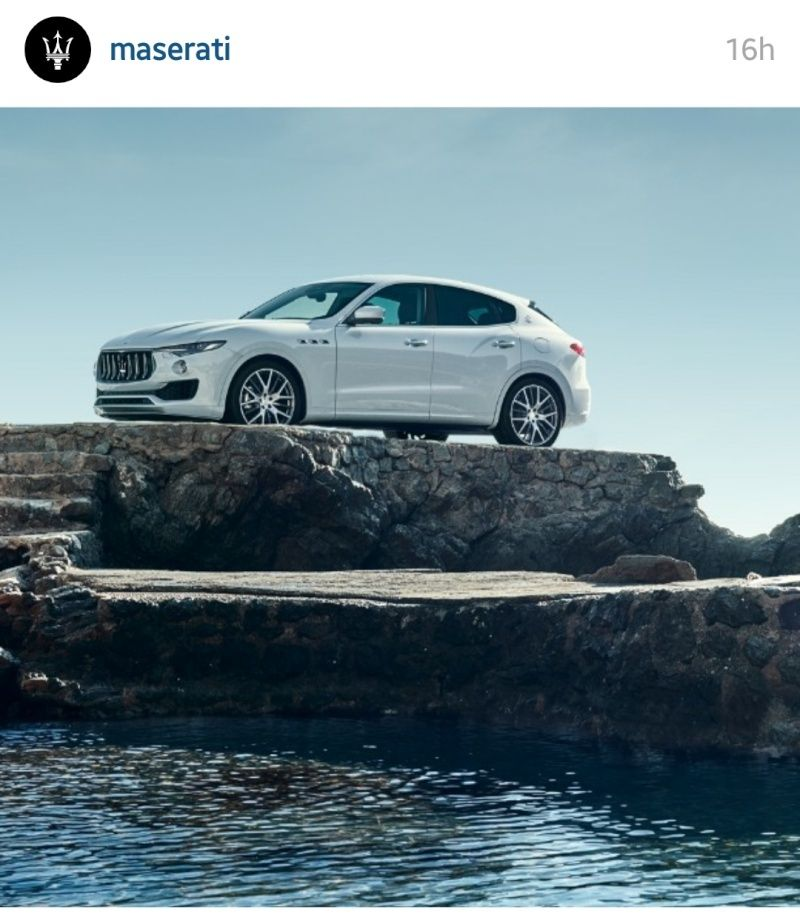 Maserati Levante: il primo SUV della storia del Tridente - Pagina 11 20160310