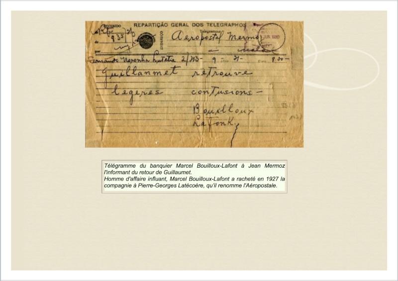 Guillaumet, Pilote de la Ligne - Page 2 Guilla11