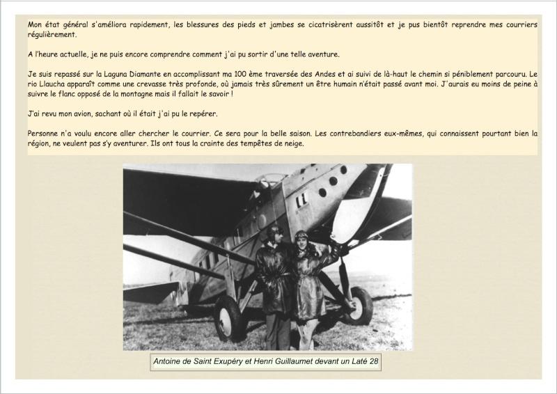 Guillaumet, Pilote de la Ligne - Page 2 Guilla15