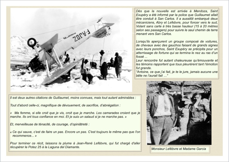 Guillaumet, Pilote de la Ligne - Page 2 Guilla16
