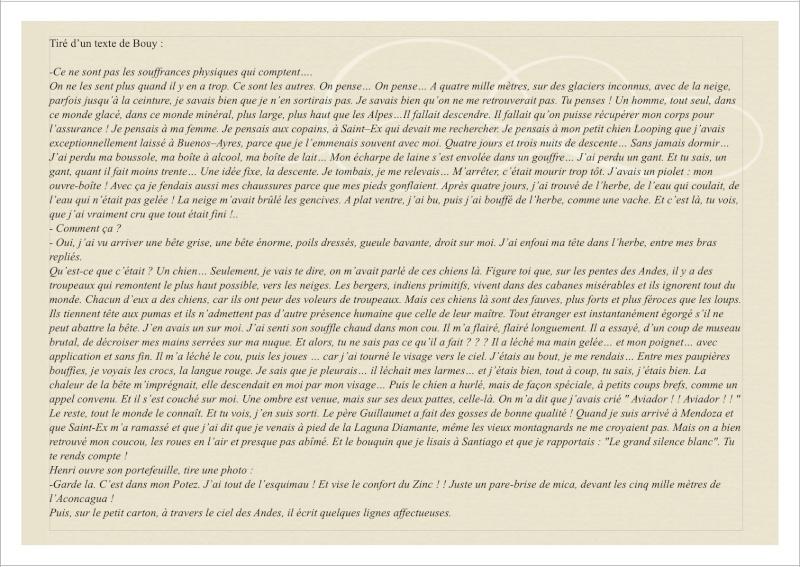 Guillaumet, Pilote de la Ligne - Page 2 Guilla41
