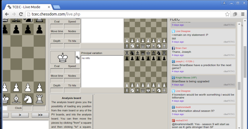 Stockfish The Strongest Chess Engine in the World! :) Sn0111