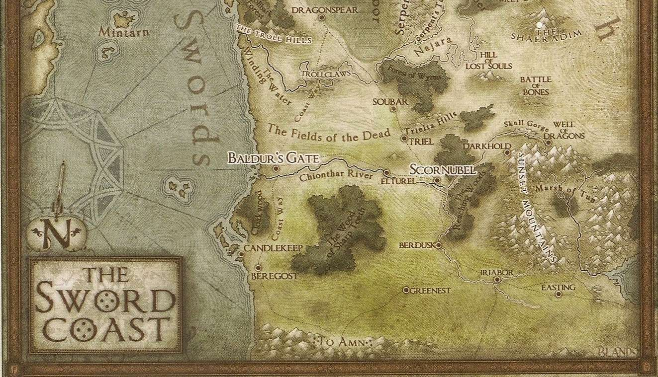 Area Map of Campaign Zoomed10