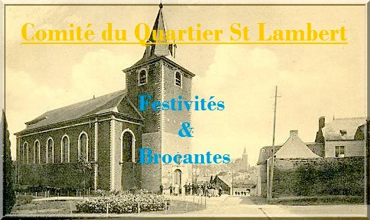 Comité du Quartier St Lambert en fête à jodoigne
