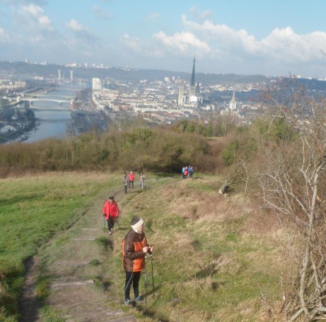 Les séances du Jeudi et du samedi au Panorama de Bonsecours    Dans ma ville .....  Rouen Sam_3928