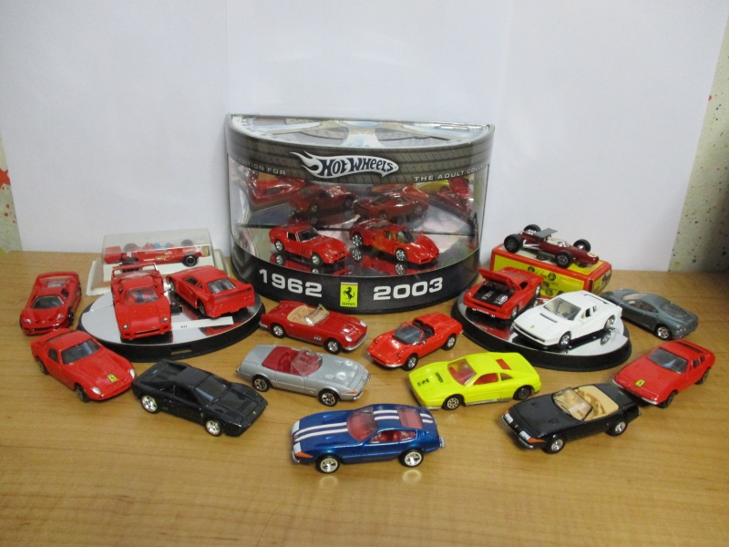 Ma petite collection Ferrar10