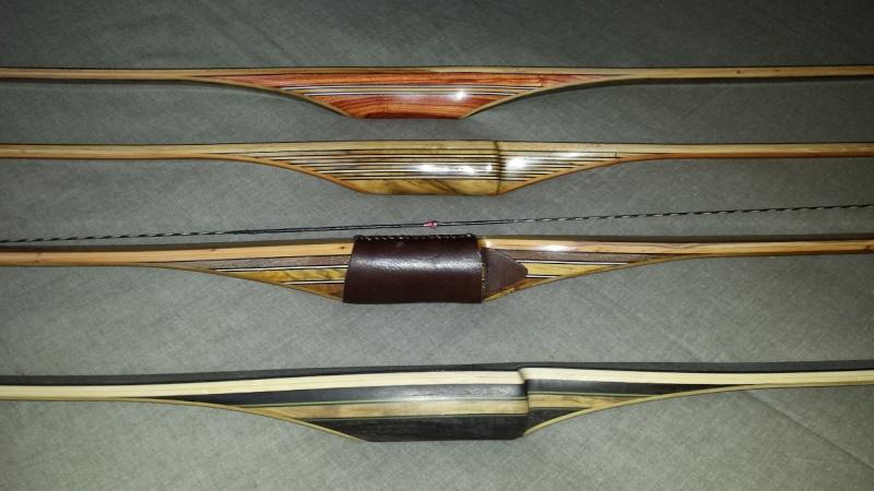 Une série de Semi Longbow 110