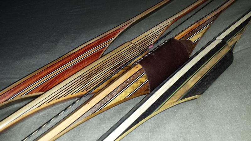 Une série de Semi Longbow 210