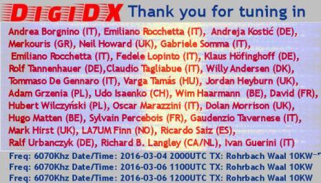 eQSL DigiDx 15450010
