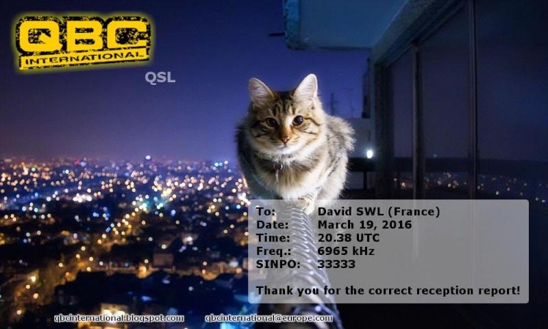 eQSL de QBC 20-03-10