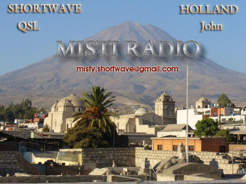 QSL Pirate Radio Misti 25-03-10