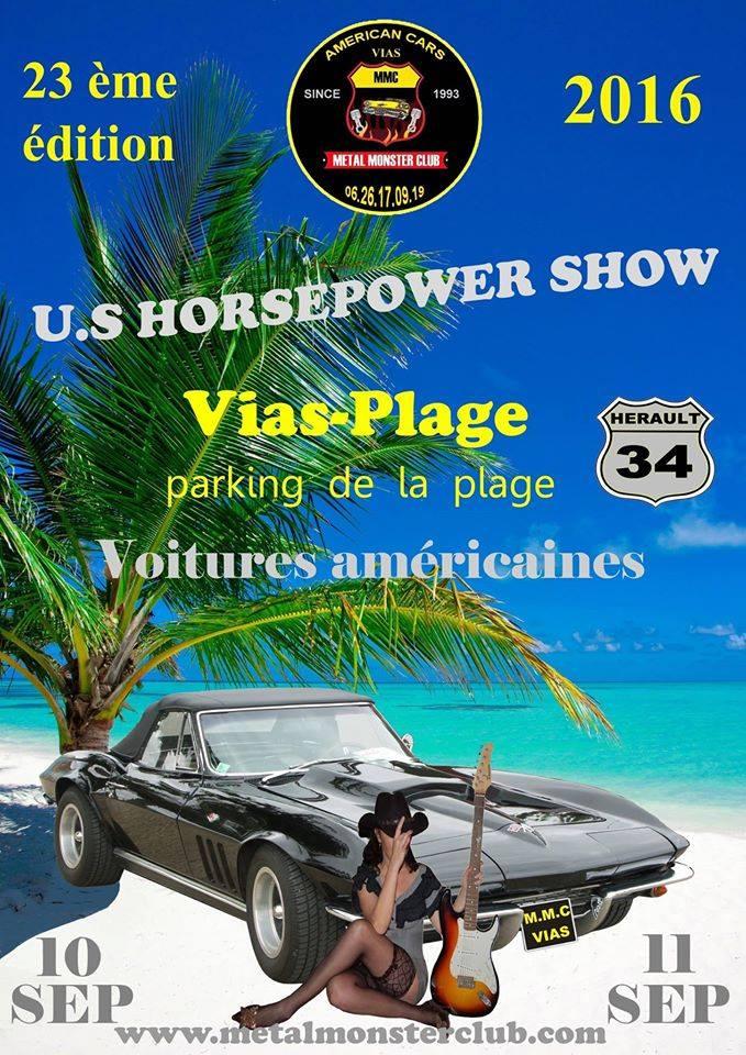 US HORSEPOWER SHOW    (VIAS-PLAGE) 12805910