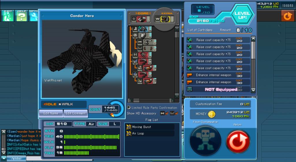 CosmicBreak Universal S Tier Alpha Air - Post Beta (Link in reply) Screen26