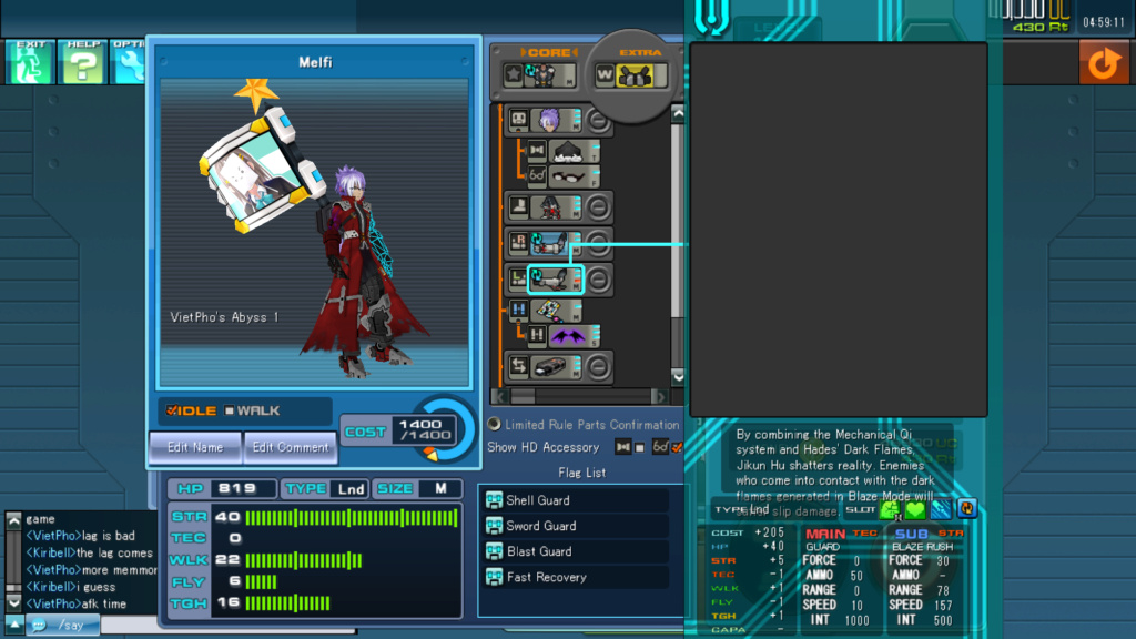 CBU S2.5 - Abyss 1v1 Fight Screen90