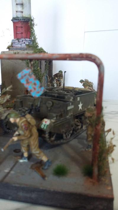 Combat à l'usine désaffectée              Tamiya/Dragon/Vulcain/MENG/Scratch 1/35   - Page 5 16031314