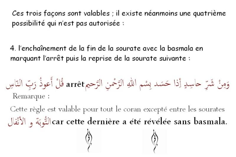 Bismillah ** 1er cours _car_c10