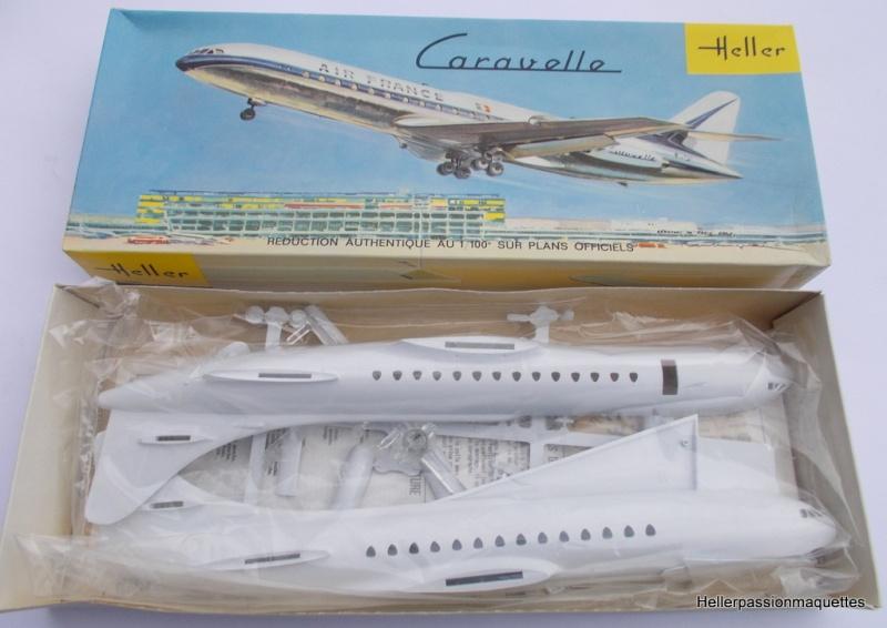 SUD AVIATION SE 210 CARAVELLE AIR FRANCE  Carave10