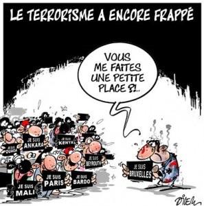 pensée à nos amis belges Image10
