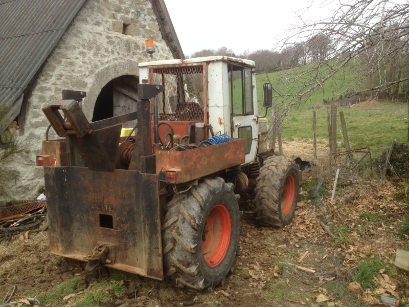 Mb trac 800 forestier Image10