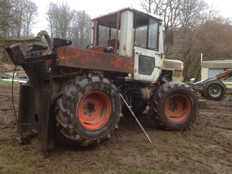 Mb trac 800 forestier Image16