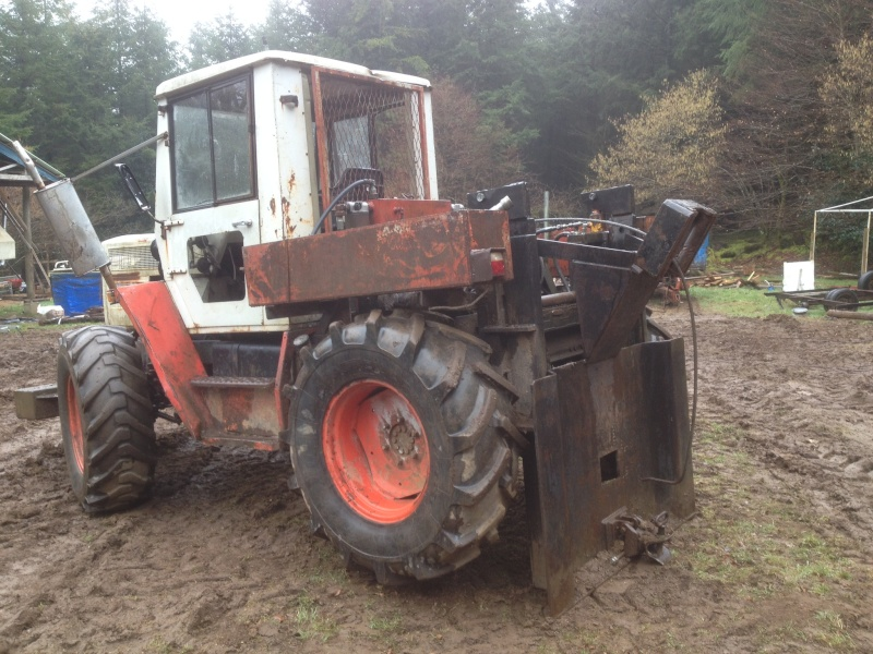 Mb trac 800 forestier Image17