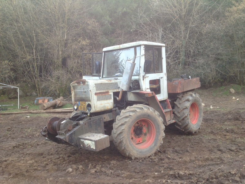 Mb trac 800 forestier Image18