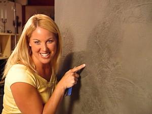 Estucado Veneciano  con textura ( para  nuestras paredes  con yeso )de la web Estuca10