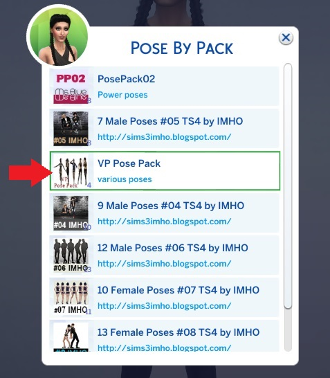 How to use Andrew's Pose Player- moved to new site Pose_p13