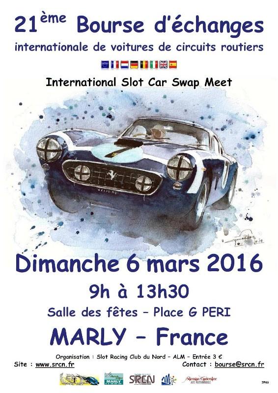 21° Bourse d'échanges internationale de voitures de circuits routiers de Marly Bourse11