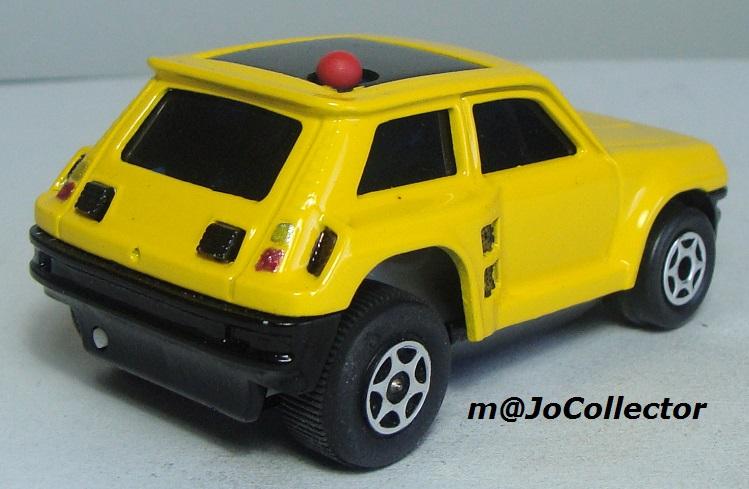 My restored Majorette Models Renaul11