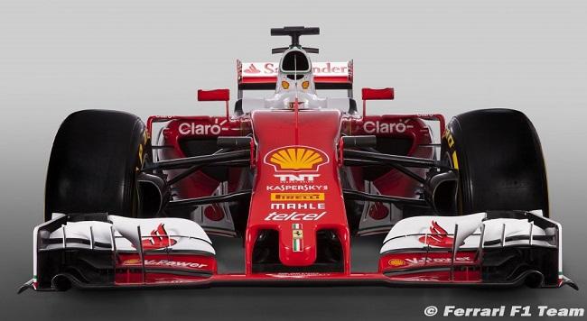 Saison 2016 - Présentations des F1 Ferrar12