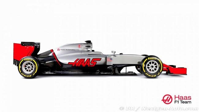 Saison 2016 - Présentations des F1 Haas110