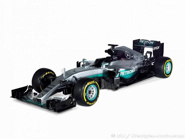 Saison 2016 - Présentations des F1 Merced11