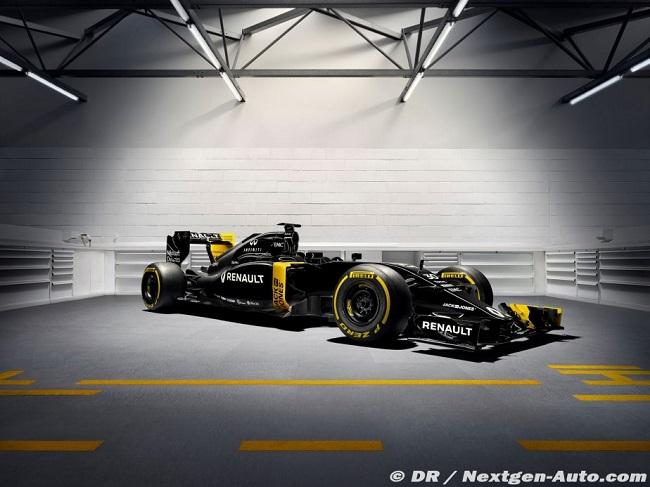 Saison 2016 - Présentations des F1 Renaul11