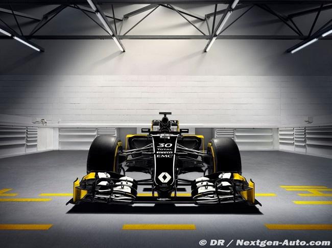 Saison 2016 - Présentations des F1 Renaul12