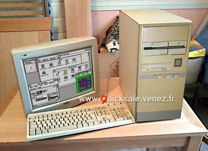 [VENDU] PC 386SX Windows 3.0 95€ 80385s10