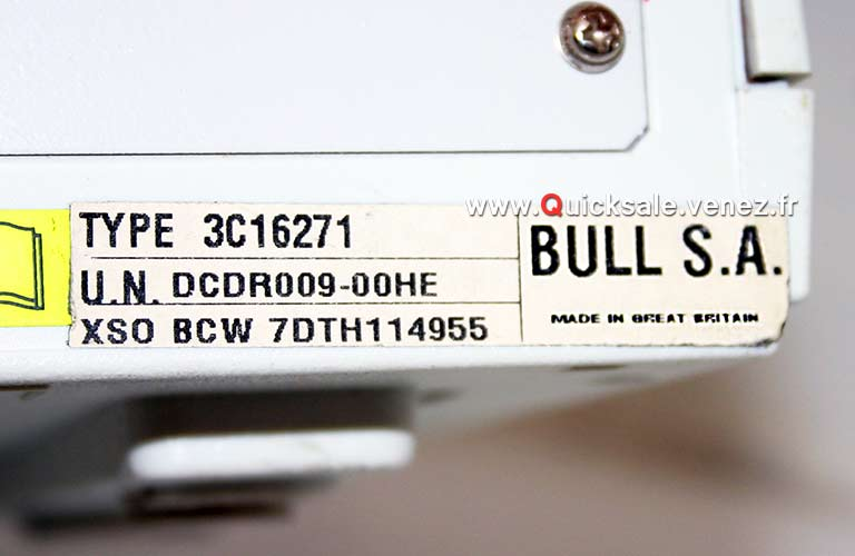 [VDS] Switch Bull TP HUB 1627-1 (RARE)-38€ Bull-s15