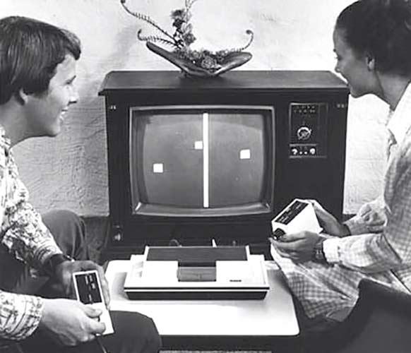[REC] Console de jeu vidéo, Magnavox Odyssey 1973. Magnav10