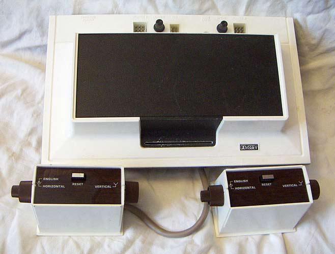 [REC] Console de jeu vidéo, Magnavox Odyssey 1973. Magnav13