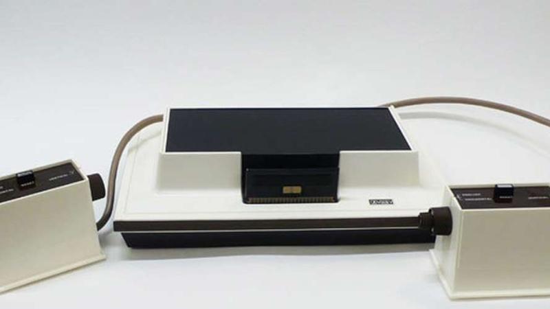 [REC] Console de jeu vidéo, Magnavox Odyssey 1973. Magnav14