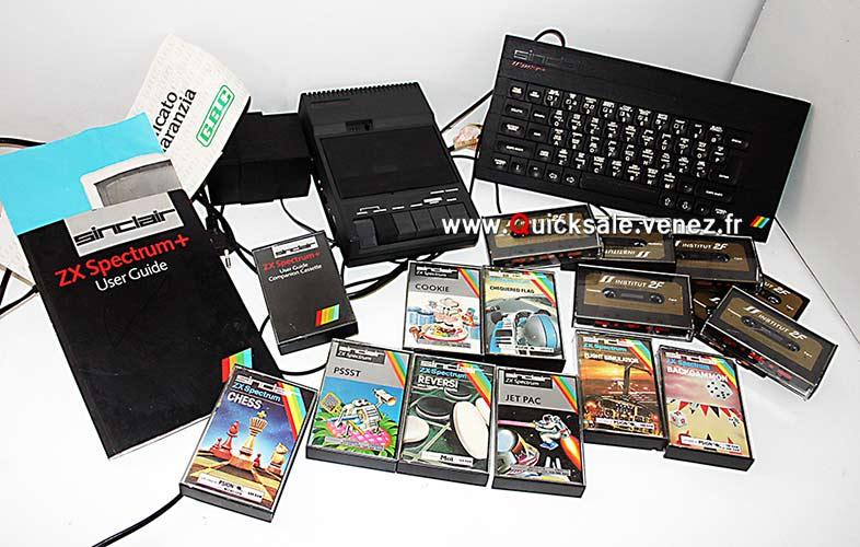 [VENDU] Sinclair ZX Spectrum + de 1984 - 70€ Spectr11