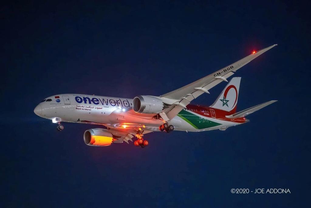 Royal Air Maroc - Page 23 13448110