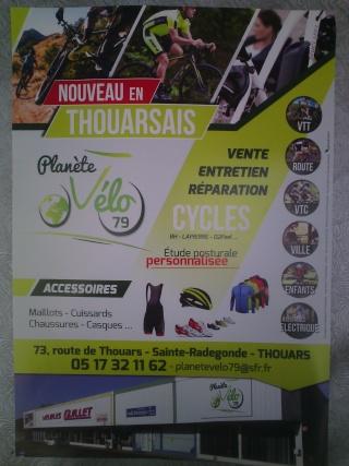 Nouveau magasin sur Thouars Planet11