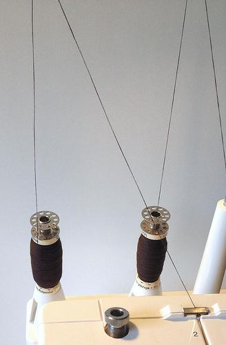 Astuce pour créer un 2è cône d'une couleur peu utilisée Bobine10