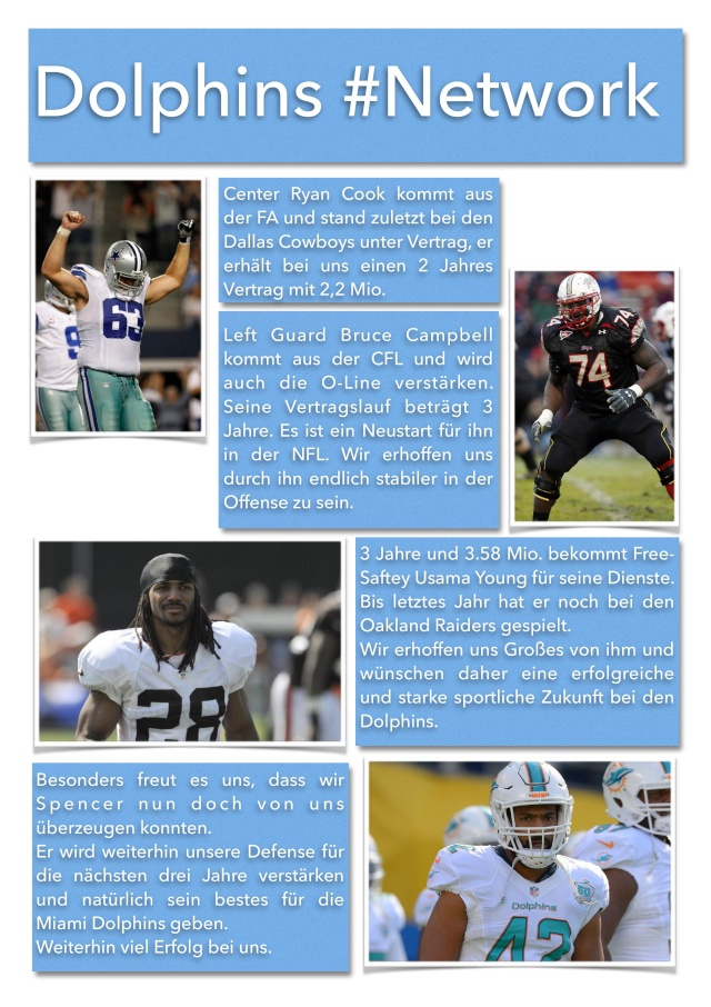 Miami Dolphins #Network Networ18