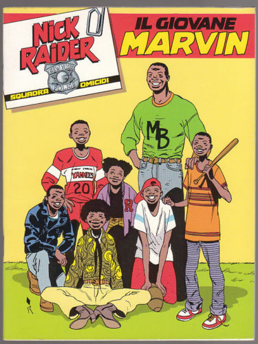 NICK RAIDER - Pagina 5 Marvin10