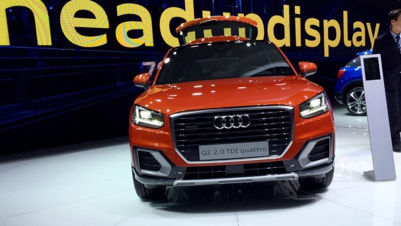 2016 - [Audi] Q2 - Page 16 Image10