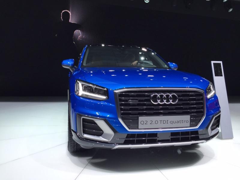 2016 - [Audi] Q2 - Page 16 Image12